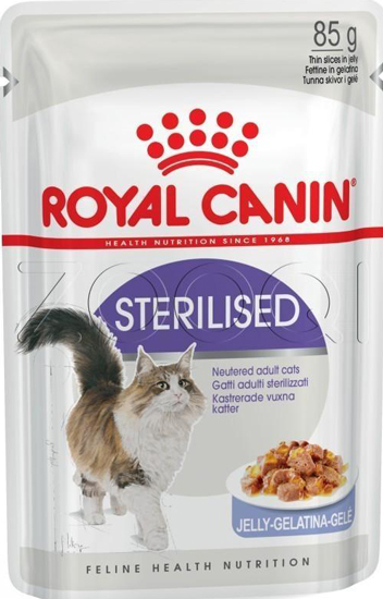 Для кастрированных котов жидкие корма